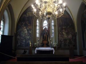 Schloss Burg Kapelle