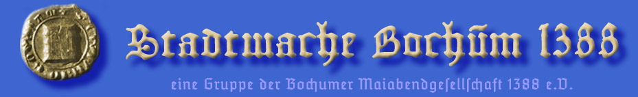 Stadtwache Bochum 1388
